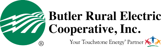 Butler Rural Electric Cooperative, Inc.'s Logo